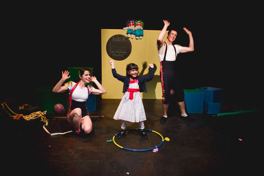 Children Are Stinky, Underbelly Festival Southbank, review